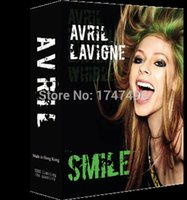 Wholesale se collective pop rock star singer Avril Lavigne poker celebrity playing cards novelty presents
