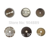 Wholesale For wood metal granite marble tile brick disc Accessory for protable DIY home cutting tools electrical small chain circular saw