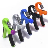 Wholesale High quality Kg Adjustable Heavy Grips Hand Gripper Gym Power Fitness Hand Exerciser Grip Wrist Forearm Strength Training Hand Grip