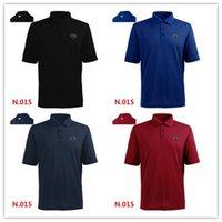 arizona sports shirts - 2016 Men s Baseball Polo shirts Arizona Diamondbacks Baseball Sport Polos Breathable Solid Short Sleeve Stand Collar Active Shirts