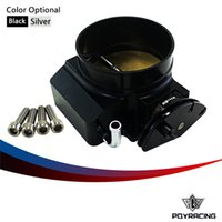 Wholesale PQY RACING NEW THROTTLE BODY FOR Universal GM GEN III LS1 LS2 LS6 MM Throttle Body HIGH QUALITY NEW PQY6938