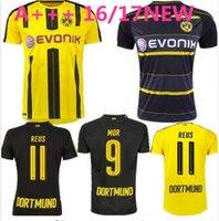 b rugby - Top Thai shirt Dortmund the man jerseys shirt REUS AUBAMEYANG MKHITARYAN WEIGL PULISIC adult Football Shirts Maillot b