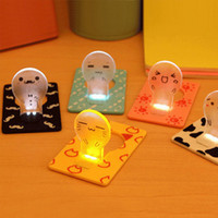 Wholesale Adorable Unique Wedding Favor Idea Small Night Lamp Light Card Energy Saving Ideas Lamp Luminous Small Wall At Night Wedding Favors