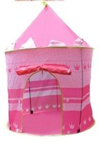 Wholesale Hot selling outdoor children tents children play tents children indoor or outdoor tents