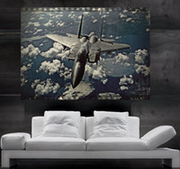 air force photos - F e strike eagle united states air force fighter jet Poster print wall art parts giant Poster print art huge giant photo No21