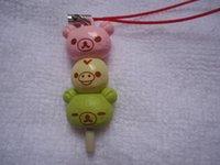 Wholesale Customize cm slow rising rilakkuma dango cartoon squishy