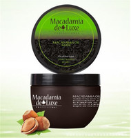 Wholesale Newest Arrival Macadamia De Luxe Oil Deep Repair Mask Natural Oil Hair Conditioner High Quality with