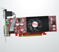 amd number - 100 New AMD Radeon X1650Pro PCIExpress MB HM Video Card S Video VGA DVI Low Profile Dropship w tracking number