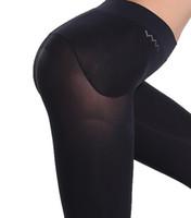 apple leggings - Premium Brand Women Leggings Autumn and Winter New D Velvet Seamless Apple Hip Pantyhose