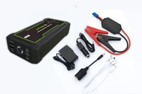Wholesale 16800mAH V High Capacity Channel USB V A Power output Multi Function Portable Car Jump Starter Charger Battery Power Bank