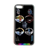 daft punk - Daft Punk tron many helmets fashion original cover cell case For iphone s plus Phone Cases