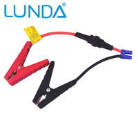 Wholesale High quality Car Emergency jump starter clips Auto engine booster storage battery clamp accessories connected in stock