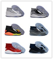Wholesale NEW Hyperdunk Olympic High Basketball Shoes Men oreo Sneakers Rainbow Training shoes elite Retro Boots Size