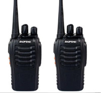 baofeng - 2 BAOFENG BF S Walkie Talkie UHF MHz W Channel VOX Flashlight Scan Monitor Voice Prompt Single Band Two Way Radio Low cost