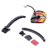 Wholesale Helmet Extension Arm Adhesive Mount Holder For Gopro Hero Accessory