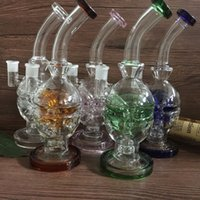 acrylic products - 9 inch Faberge Egg Water Pipes Oil Rigs with Best Quality heady Colors new product
