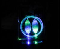 Wholesale New Pair Led Light Shoelace Glow Stick Flashing Colored Neon led Shoelace