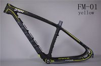 carbon mountain bike frame - MTB selling high quality carbon fiber mountain bike frame er frame cadre carbone inch er and inch