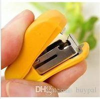 Wholesale by DHL New stationery supplier Stapler mini Stapler Binding machine with stapling nail RJ1209 dd