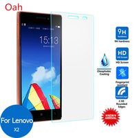 ap screen - Lenovo vibe X2 Tempered glass Screen Protector mm H D Safety Protective film on X2 TO X2 AP X2 EU X2 CU Dual SIM