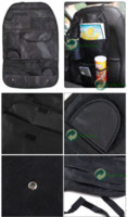 Wholesale New arrive Car Auto Back Seat Hanging Organizer Collector Storage Multi Pocket Hold Bag New M48125