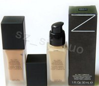 Wholesale new female high quality soft matte foundation makeup All Day Luminous Weightless Foundation Liquid ML B0012 pes