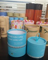 Wholesale Colorful Small Paper Tube