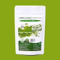 Wholesale Organic matcha green tea powder self govern tea plantation grind by own factory best quality for health and slimming