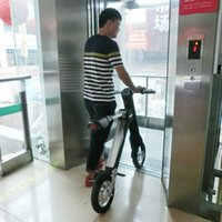 Wholesale 2016 New Hoverboard Two Wheels Electric Scooters Board Scooter electric bicycles Folding electric bike Portable Electric Scooter bikes