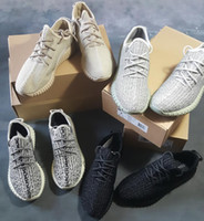 Cheap 2016 Hot Adidas Yeezy boost 350 Pirate Black Running Shoes Footwear Sneakers Men And Women Kanye West Yeezy 350 milan Sport Shoes With Box