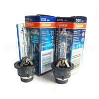 Wholesale High Quality Genuine Osram Bulb Lamp Car Headlight Cars Fog Lamp pieces D2S CBI Car XENON BULB V W k K