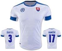 Wholesale Slovakia Soccer Jerseys Uniforms Thai SKRTEL HAMSIK Football Shirt STOCH NOVOTA PECOVSKY KUCKA ROBERT NEMEC