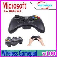 xbox360 wireless controller - Xbox GHz Wireless Game Remote Controller Wireless Gamepad Joystick for Xbox360 Controller ZY PS3