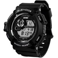 g-shock - 2016 New G Style Digital Watch S Shock Men military army Watch water resistant Date Calendar LED Sports Watches relogio masculino