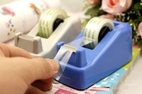 Wholesale Creative Good quality DIY tape dispenser Loverly stationery School supplies