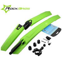 Wholesale ROCKBROS quot Bike Bicycle MTB Fender Mudguard Front amp Rear Quick Release