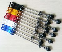 Wholesale Practical MTB or Road Bike Bicycle Quick Release Axle Skewers Seat Binder Set