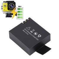 Wholesale 3 V mAh Battery Power Replace Replacement for DV SJCAM SJ4000 SJ5000 SJ6000 Sports Camera DVR