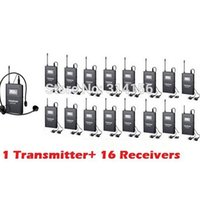 audio visual receiver - Takstar WTG WTG500 Wireless System for tour guiding simultaneous translation audio visual eduation Transmitter Receivers