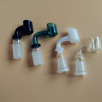 sausage - Glass pipe Color quartz sausage makers mm mm male female by liquid Sci bend quartz skoming pipe fittings