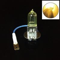 achat en gros de xénon caché accessoires-Nouveaux 2pcs 12V 55W H3 HID halogène Auto Car Fog Light Bulbs Lamp Auto Parts Xenon Light Car Accessoires Source