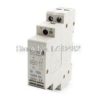Wholesale V V Coil Volt A Double Pole Electric Power AC Contactor Block