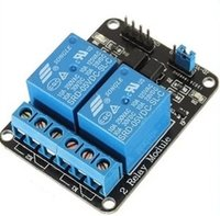 Wholesale 2 Way Module Relay Expansion Board With Optocoupler Protection V