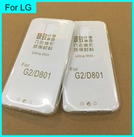 Cheap Ultra-Thin Transparen TPU Case For LG Nexus 5 5X Nexus6 G Flex Clear Silicon t Soft Crystal Gel Back Case