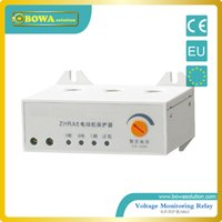 applied motor controls - Protector for phase motor applied in control boxes of refrigeration unit ZHRA5 A