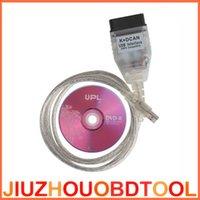 al por mayor bmw k dcan-2016 Nuevo Arrivel para el cable auto diagnóstico OBD2 del lector del codificador de Inpa del interfaz del USB de BMW INPA K + CAN INPA K DCAN con alta calidad