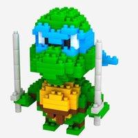 Wholesale Ninjie Turtles LOZ Diamond Blocks Cartoon Figures Toys Brain Games for Children Best Gifts For Kids A106