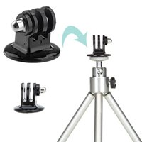 Wholesale HOT Tripod Monopod Mount Adapter For GoPro HD HERO Camera Accessories