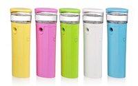 Wholesale Nano Spray Moisturizer mah Power Bank For Power Charging And Facial Moisturizing