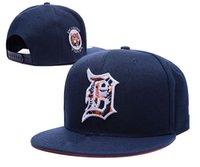 Wholesale 2016 fashion Detroit Tigers Snapback Baseball Caps Leisure Hats Popular Snapbacks Hats Cool Caps Newsboy Snapbacks Hats